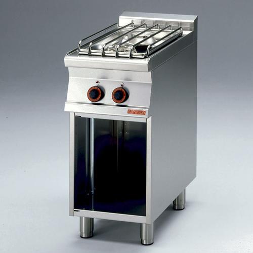Piano cottura gas su mobile a giorno 2 fuochi lotus 70 cucina piano cottura - Mobile piano cottura ...