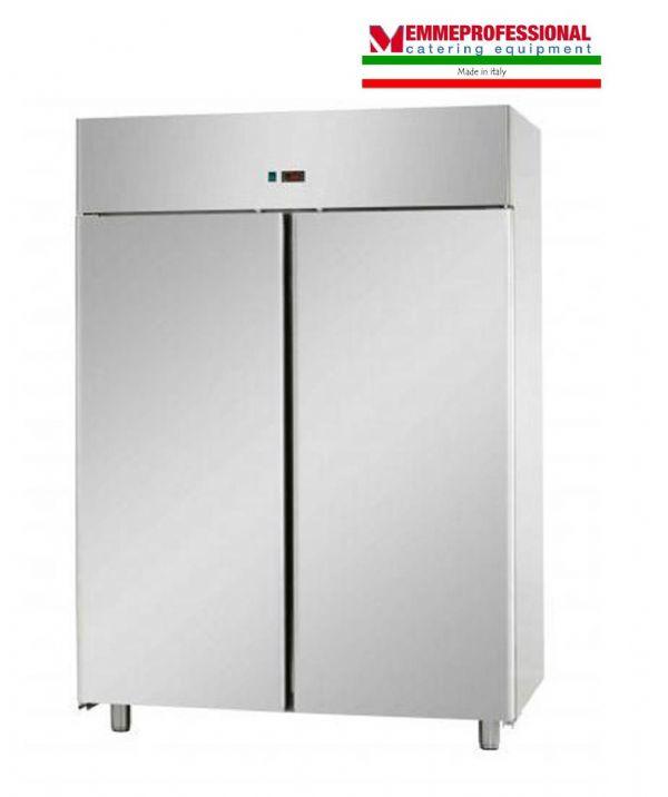 Armadio statico gn 2 1 in acciaio inox a temperatura for Porte normale