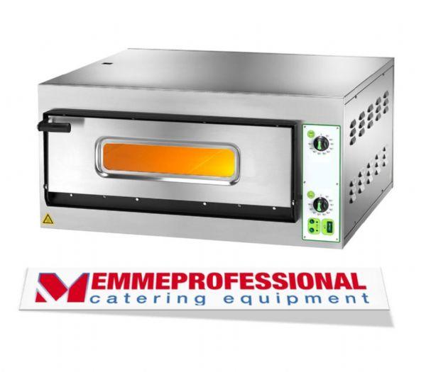 Forno elettrico bicamera per pizza e gastronomia 6 6 forni pizzeria elettrici - Forni elettrici professionali per casa ...