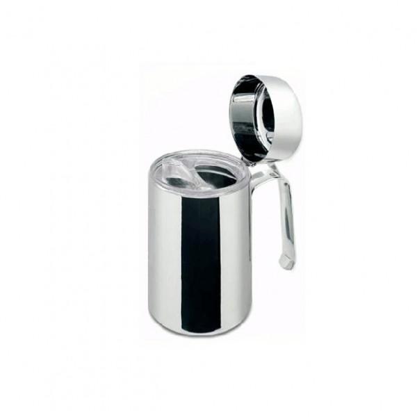 Oliera con dosatore salvagoccia acciaio inox capacita for Accessori cucina acciaio